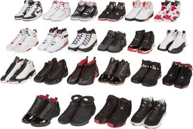 Nike, 'The Air Jordan Retro Countdown Package 12/11', 2008