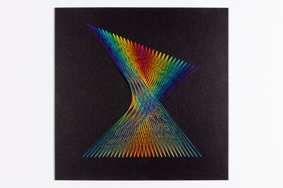 Gabriel Dawe, 'Variation No. 3 of Plexus No. 35', 2020