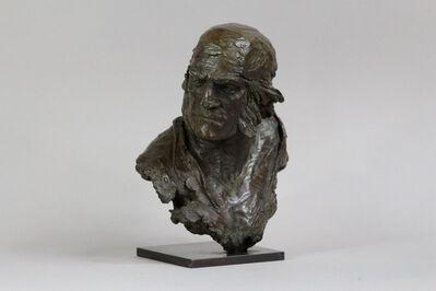 Christophe Charbonnel, 'Petit buste Long John Silver', 2015