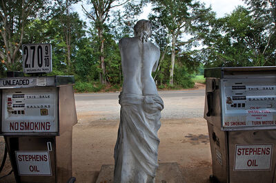 Jerry Siegel, 'Venus, Perry County, AL', 2009