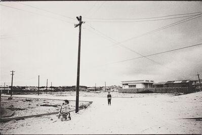 Kazuo Kitai, 'Utility Pole, Ishigakijima, Okinawa (Somehow Familiar Places series)', 1971