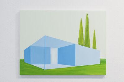 Salomón Huerta, 'Cypress House', 2019