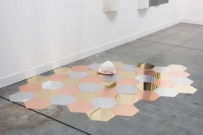 Meris Angioletti, 'L'anello e il libro - scena', 2017