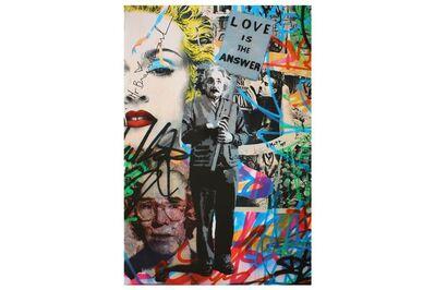 Mr. Brainwash, 'Einstein', 2012