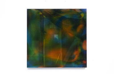 Yoshitaka Yazu, 'Passage_Mirror_Green Pool', 2018