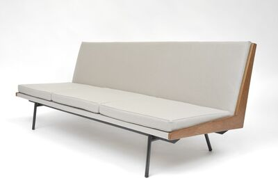 André Monpoix and Alain Richard, 'Sofa 3 seats 195', 1953/1954