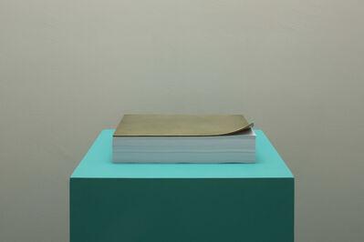 Brian Thoreen, 'Paper weight', 2019