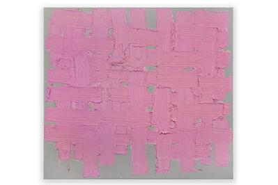John Zinsser, 'Rhapsody in Double Pink', 2019