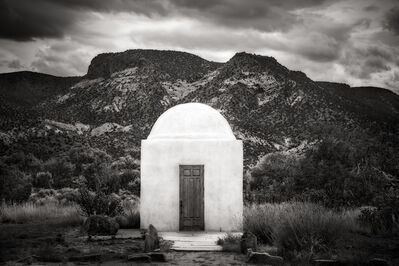 John Custodio, 'The Dome at Los Silvestres, Abiquiu, New Mexico'