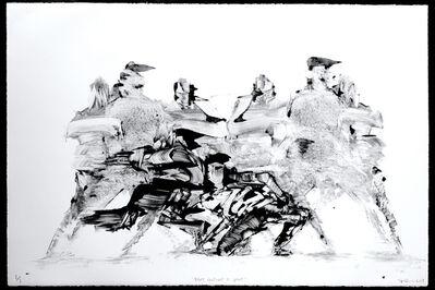 Taku Obata, 'BBoy Abstract 5 Ghosts', 2019