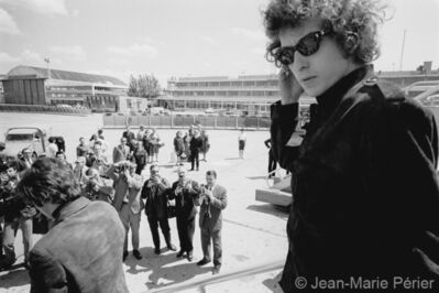 Jean-Marie Périer, 'Bob Dylan, England, June 1966'