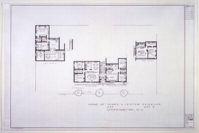 Mark Bennett, 'Home of Mary and Lester Jenkins', 1995