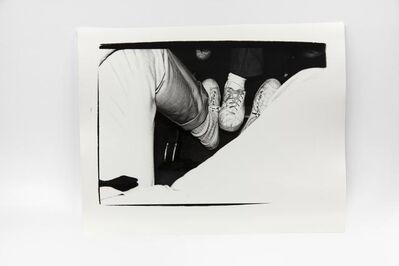 Andy Warhol, 'Feet', 1980