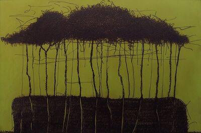 Paul Vincent Bernard, 'Roman Pines'