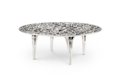 Janne Kyttanen, 'Sedona Lounge Table (Polished Stainless Steel)', 2014