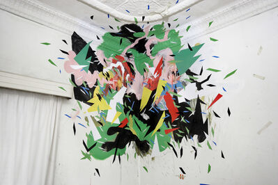 Zander Blom, 'The Boulevard (Variation 1)', 2007