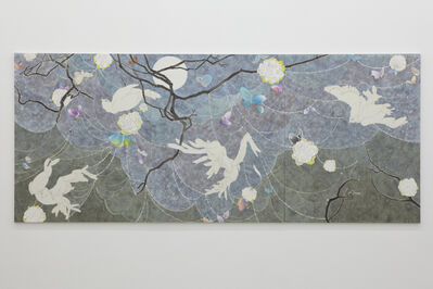 Yuko Someya, 'Breathing at rest with tears behind', 2012-2013