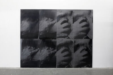 Nick van Woert, '3 Finger Strike', 2012