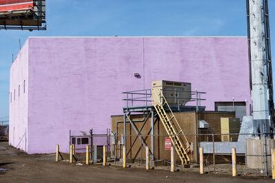 "David Kutz, 'Retro #5360; Newark, NJ USA; April 2014; 40°44'42"" N; 74°8'22"" W'"