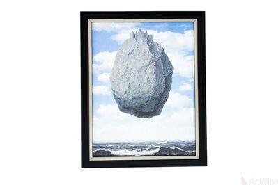 René Magritte, 'Le Chateau des Pyrenees', 2014