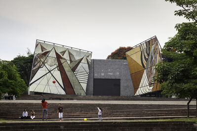 Frida Escobedo, 'Taller de Arquitectura', 2015