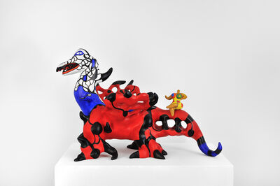 Niki de Saint Phalle, 'La Force', 1987