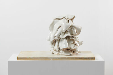 Mike Meiré, 'Oily rags, piled up', 2017