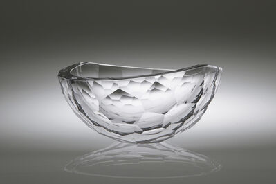 Tomáš Brzon, 'Crystal Cut Bowl', 2016