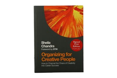 Stik, 'Organizing for creative people'