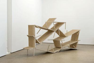Tobias Putrih, 'DEATH OF TARELKIN / Cl', 2012