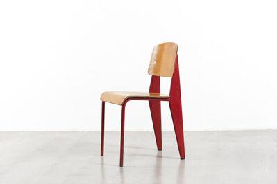 Jean Prouvé, 'Métropole no. 305 chair', ca. 1950