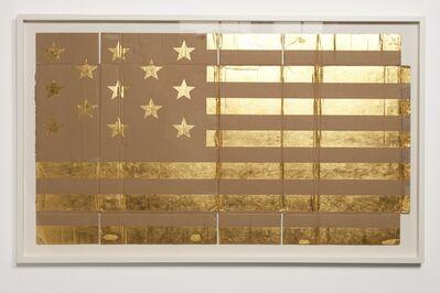 Danh Vō, 'American Flag', 2013-2014