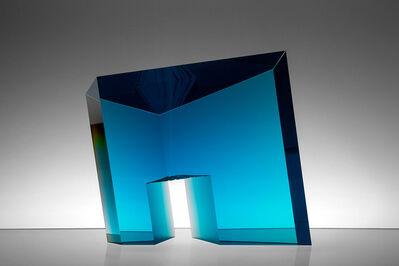Tomáš Brzon, 'Blue Passage', 2018