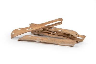 Charles and Ray Eames, 'Five Charles and Ray Eames leg splints'