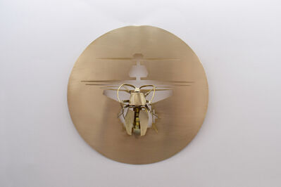 Victor Wong, 'Folding From A Piece - Cockroach', 2019