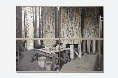 Gabriela Bettini, 'Olympic forest', 2020
