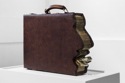 ICY and SOT, 'Greedy Man's Briefcase', 2018