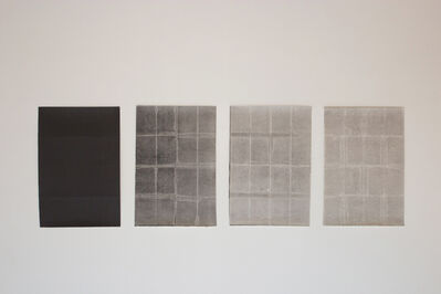 Luis Romero, 'Monocromo (negro) I', 2013