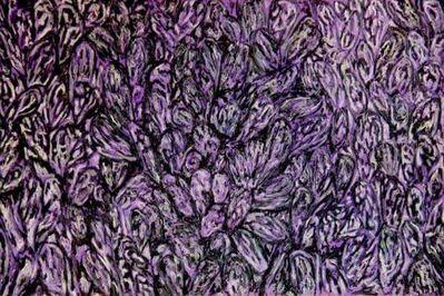 Fouad Agbaria, 'Texture of Sabra Panel 2', 2012