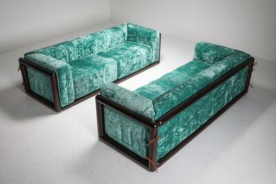 Carlo Scarpa, 'Cornaro Sofa Set by Carlo Scarpa for Simon, 1970s', 1973