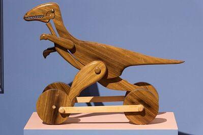 Yto Barrada, 'Carcharodontosaurus Toy', 2015