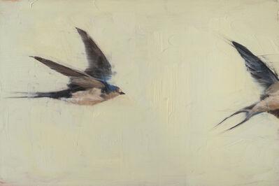 Robin Cole, 'Swallows', 2018
