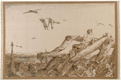 """Ilya & Emilia Kabakov, '""""The Flying"""" #1', 2005"""