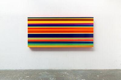 Thierry Feuz, 'Technicolor Large Panorama Tenere', 2021