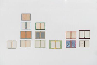 Marilá Dardot, 'Minha biblioteca eslovaca', 2014