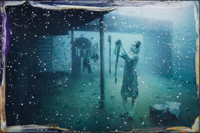 Andreas Franke, 'Mrs. Smith (The Sinking World–Vandenberg Project)', 2011
