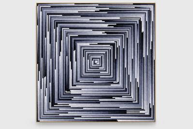 José Patrício, 'Circuito tonal em progressão crescente II', 2019