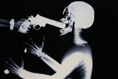 Robert Gligorov, 'XXX- Ray pistola', 1996