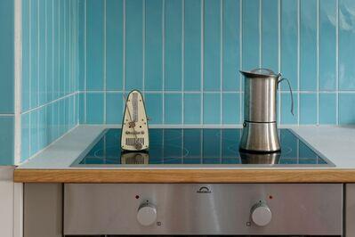 Elina Brotherus, 'Prepare coffee using a metronome', 2017