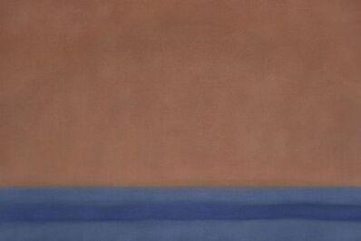Susan Vecsey, 'Untitled (Atomic Orange/Blue)', 2020